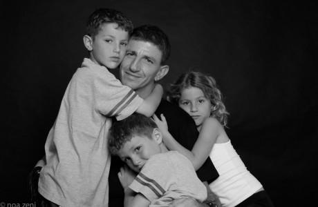 הזמן טס - צילום משפחה